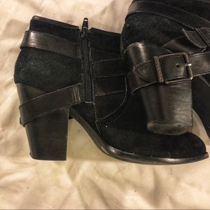 Gianni Bini Shoes - Gianna Bini Black Booties-6.5